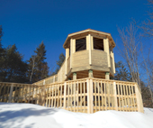 Algonquin Park Fire Tower 2